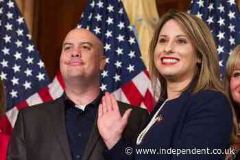 Former congresswoman Katie Hill heads to trial against ex-husband over abuse allegations