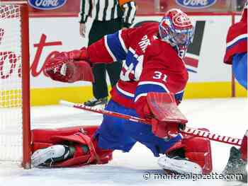 Canadiens GM says Carey Price had no input in decision to fire coach