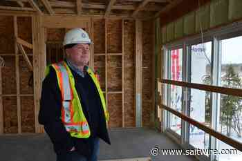 Building on success: Kentville's Miners Landing full, third multi-unit under construction - SaltWire Network