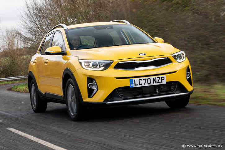 Kia Stonic 1.0 T-GDi 48V Connect iMT 2021 UK review
