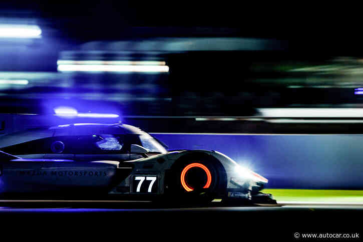 Racing lines: Driver Harry Tincknell on life after Mazda