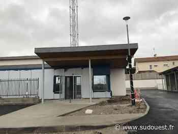 Pauillac : La nouvelle caserne de gendarmerie opérationnelle ce jeudi 4 mars - Sud Ouest