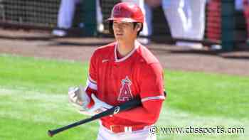Angels two-way star Shohei Ohtani crushes 468-foot spring training home run