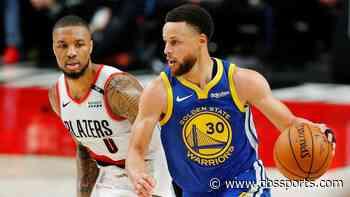 Warriors vs. Blazers odds, line, spread: 2021 NBA picks, March 3 predictions from proven computer model