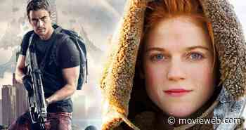 The Time Traveler's Wife HBO Series Teams Rose Leslie & Theo James - MovieWeb