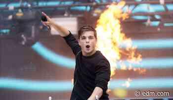 Martin Garrix to Perform DJ Set at Virtual Edition of Tecate Pa'l Norte Festival - EDM.com