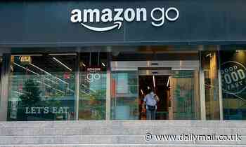 Amazon will open its first hi-tech food shop in London TODAY