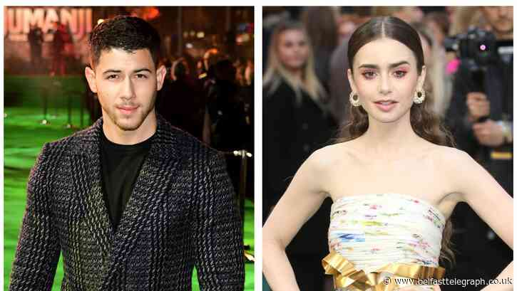 Nick Jonas and Lily Collins lend voices to Apple thriller series Calls - Belfast Telegraph