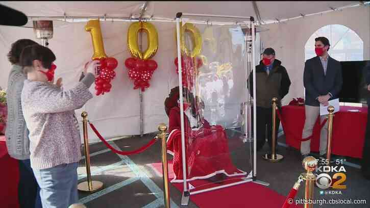 Westmoreland County McDonald's Employee Celebrates 100th Birthday With At-Work Extravaganza