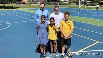 Benefits for region's schools announced following Dugald Saunders' visit - Mudgeee Guardian