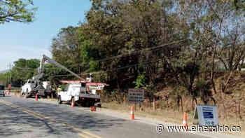 Este martes Manatí, Candelaria, Campo de la Cruz y Suan estarán sin energía - EL HERALDO
