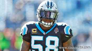 Washington releases All-Pro linebacker Thomas Davis, who will sign a one-day contract to retire with Panthers