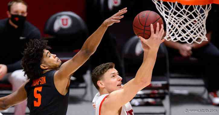 Utah hoops falls to Oregon State, a late gut-punch loss in a season full of them