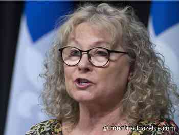 Quebec's minister for seniors considering policy on sex lives in CHSLDs