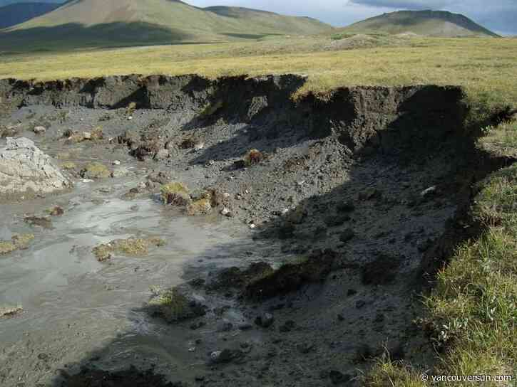 Richard Littlemore: Permafrost carbon feedback could be the disaster that saves us all