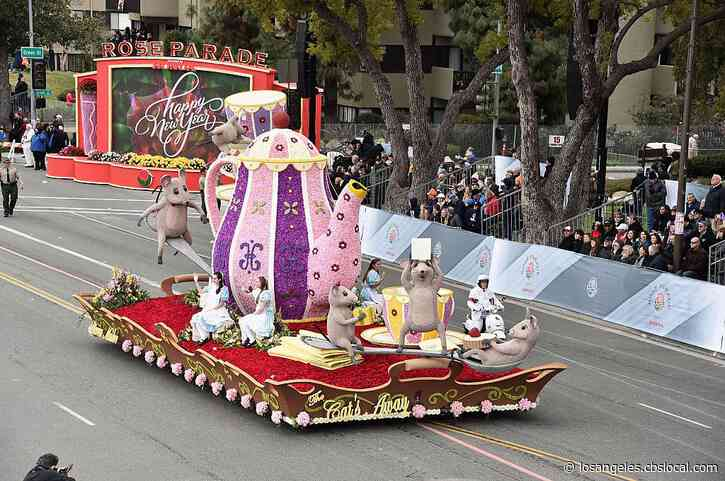 Rose Parade To Return In Pasadena January 2022