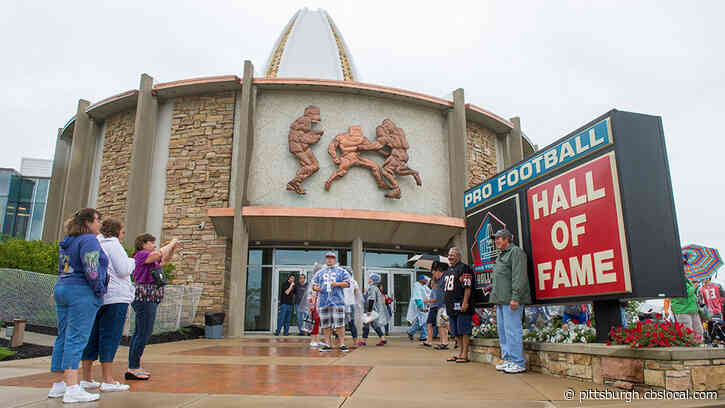 Tickets To See Steelers At Pro Football Hall Of Fame Induction Ceremony This Summer Go On Sale Friday