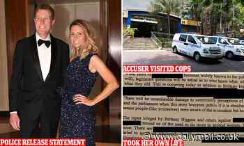 Christian Porter: Accuser took her own life after pulling police complaint, 'disassociates'