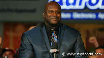 Shaquille O'Neal on AEW: Shaq goes through a table and picks up a win in his All Elite Wrestling debut