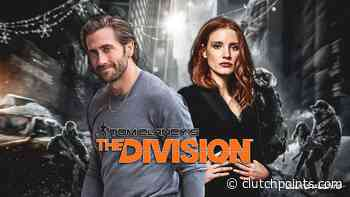 The Division movie casts Jake Gyllenhaal and Jessica Chastain - ClutchPoints