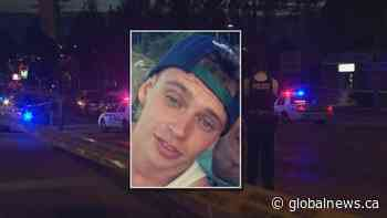 Surveillance video released at Hudson Brooks coroner's inquest
