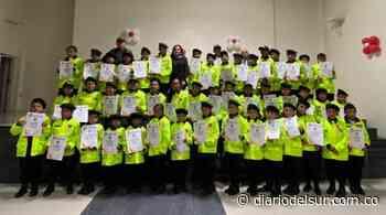 Nueva generación de policías cívicos en Guachucal - Diario del Sur