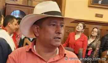Alcalde de Socotá pidió renuncia al cargo por falta de medidas de seguridad de la UNP - wradio.com.co