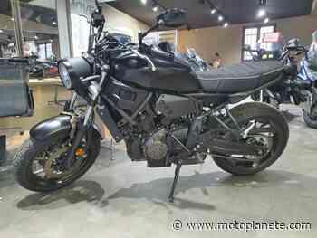 Yamaha XSR 700 2020 à 7290€ sur JOINVILLE LE PONT - Occasion - Motoplanete