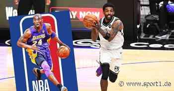 Kyrie Irving fordert Kobe Bryant auf dem NBA-Logo - Fans mit Petition - SPORT1