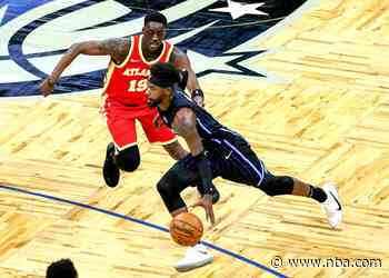 Magic Lose Heartbreaker to Hawks to Finish Out First Half of Season