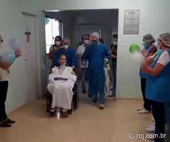 Covid-19: Paciente de Dois Vizinhos recebe alta da UTI do Instituto São Rafael - RBJ