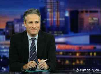 Is Jon Stewart doing his own version of 'The Daily Show'? – Film Daily - Film Daily