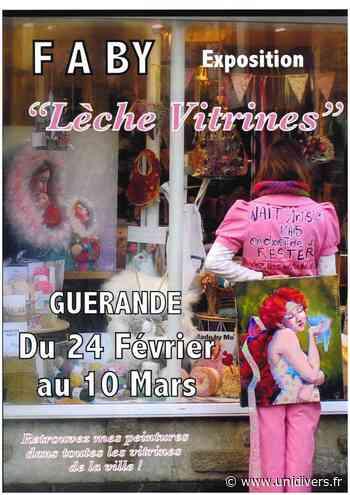 Exposition: Lèche Vitrines Intra muros 44350 Guerande mercredi 24 février 2021 - Unidivers