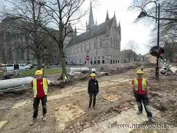 """Opgraving legt paleis bloot dat herinnert aan religieuze glorie van deze stad: """"Vondsten zijn spectaculair"""""""