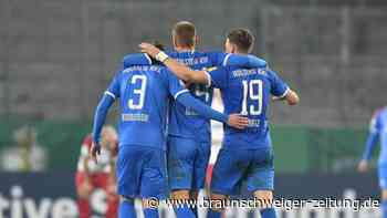 """DFB-Pokal: Kieler feiern - Essens Wut: """"Behandelt wie Schuljunge"""""""