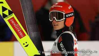 """Titelkämpfe in Oberstdorf: WM-Fazit der deutschen Skispringerinnen: """"Für uns zu wenig"""""""