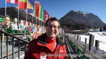 """Nordische Ski WM: Ein Präsident als Volunteer: """"Ich lebe Sport"""""""