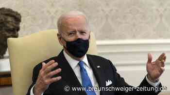 """Corona-Pandemie: Biden kritisiert Lockerungen als """"Neandertaler-Denken"""""""