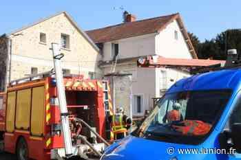 Villiers-Saint-Denis: feu de chambre dans la Grande rue - L'Union