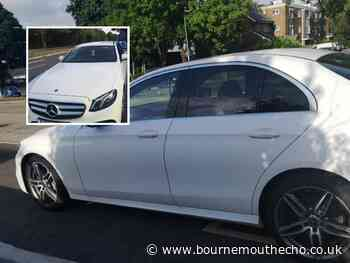 Mercedes driver caught doing 80mph in a 40mph zone is banned