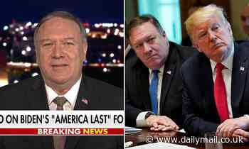 Ex-Secretary of State Mike Pompeo hints at 2024 run saying 'I care deeply about America'