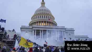 Die Polizei bereitet sich auf mögliche erneute Angriffe von Milizen auf das Capitol in Washington vor