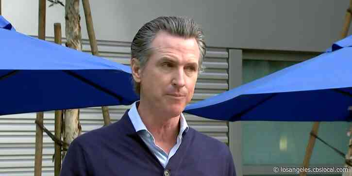 Newsom Reserves 2 FEMA Vaccination Sites For Educators Thursday, Friday