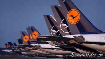 Corona: Lufthansa macht Milliarden Euro Verlust