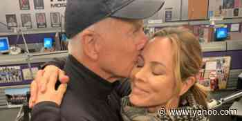 Maria Bello Posted an Emotional Instagram With Mark Harmon Before Her 'NCIS' Departure - Yahoo Lifestyle