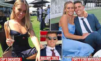 Bondi lifeguard and Bra Boy admits to assaulting glamorous daughter of a top cop and her boyfriend