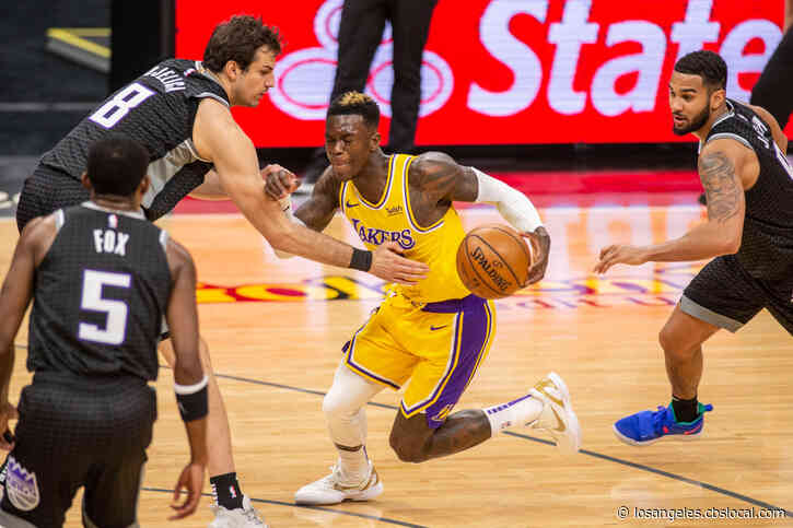 Slumping Kings Beat Short-Handed Lakers 123-120