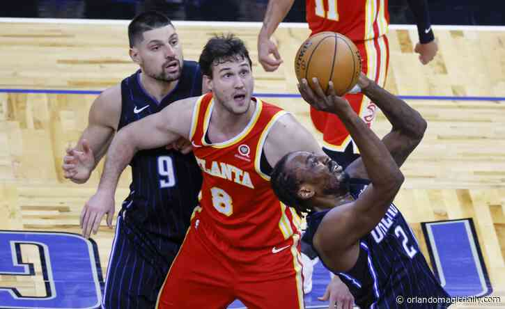 Orlando Magic Grades: Atlanta Hawks 115, Orlando Magic 112