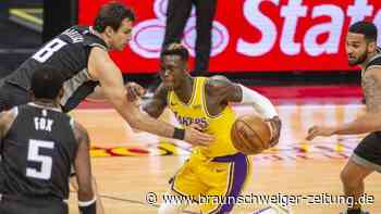 NBA: 28 Schröder-Punkte reichen Lakers nicht zum Sieg