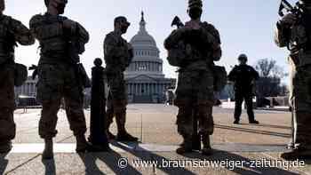 US-Repräsentantenhaus: Nach Gefahrenhinweis: Abstimmung im US-Kapitol vorgezogen